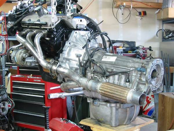on Buick 3800 Supercharged Engine